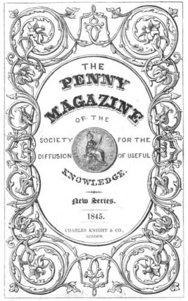The Penny Magazine 1845