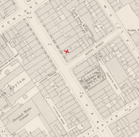 OS map 1893