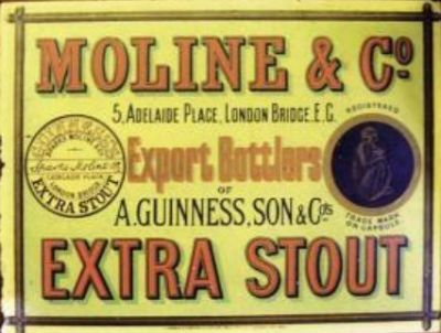 Moline label 3